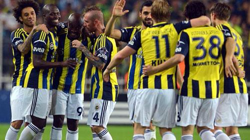 Fenerbahçe Lazio'ya bir ilki yaşattı