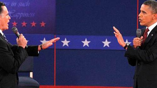 Obama'dan Romney'ye güldüren teşhis!