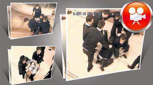 Yine Fatih yine polis şiddeti