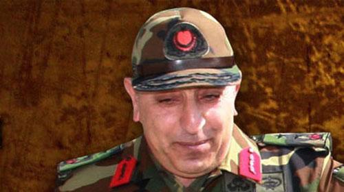 General Bakıcı PKK yardımıyla kaçtı