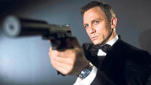 James Bond Yüzünden Siftah Yok!