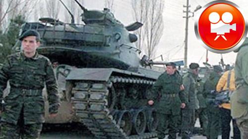 28 Şubat'ta tanklar böyle yürümüştü