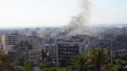 Suriye Ateşkese Uymadı