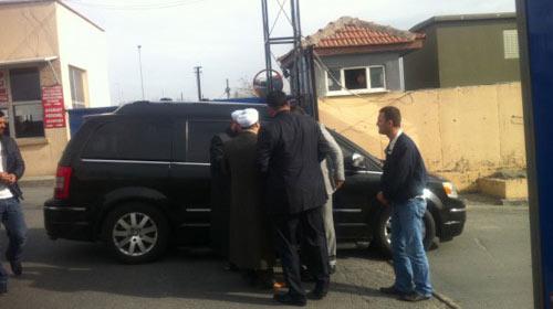 Mahmud Hoca'dan Cübbeli'ye ziyaret