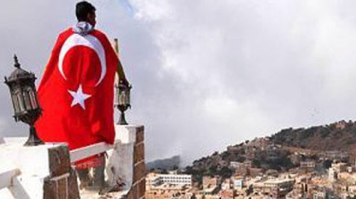 Kartal Yuvasındaki Türkler