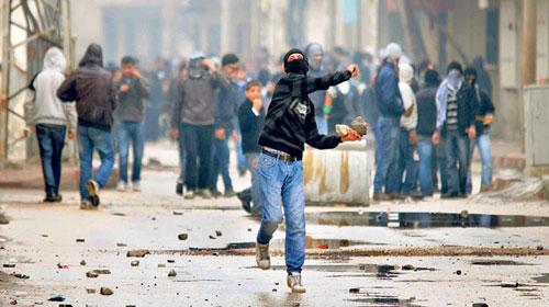 PKK'lılar Öğretmen ve Öğrencilere Saldırdı