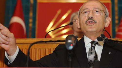 Kılıçdaroğlu'na Soruşturma Açıldı!