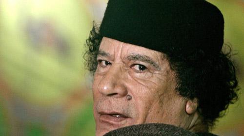 Kaddafi Sirte'de Yakalandı