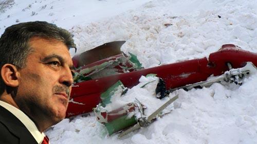Gül, Yazıcıoğlu Kazasının İzini Sürüyor