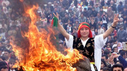 Newroz'a BDP Tokadı!