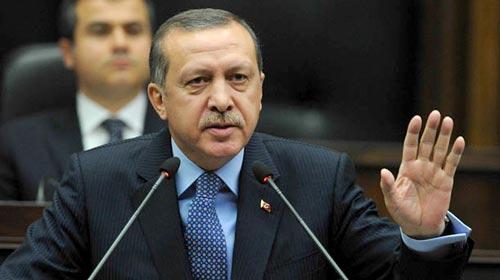 Erdoğan Az Daha Düşüyordu