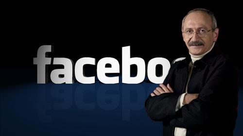 Kılıçdaroğlu Bu Kez de Facebook'ta