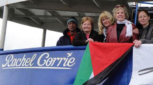 Rachel Corrie'ye de Müdahale Var