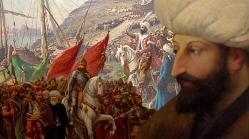 Çağ Açan Padişah Fatih Sultan Mehmet