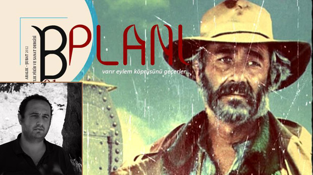 B Planı 'şiire devam' dergisidir