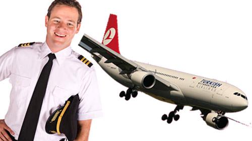 584 Kişi Pilot Lisansı Aldı