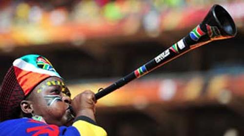 Vuvuzela Haram mı?