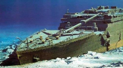 En Büyük Batık Gemi Müzesi