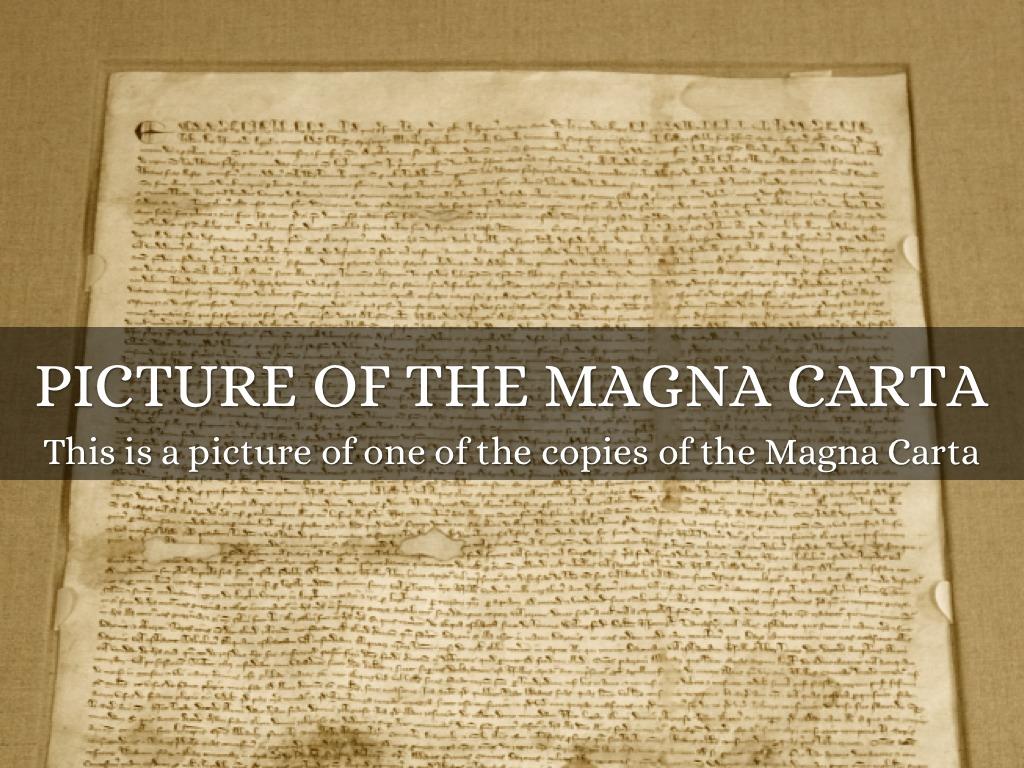 Magna Carta'nın orijinal kopyaları sergileniyor