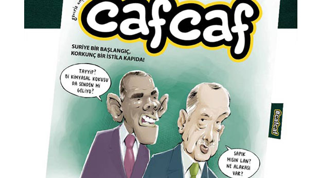 Cafcaf, Eylül sayısı çıktı!