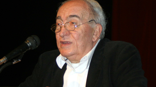 Şair Hilmi Yavuz'a Fahri Doktora Ünvanı