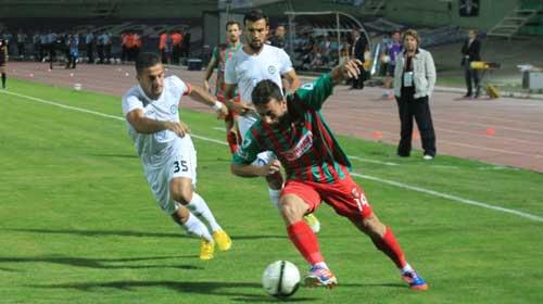 Bayrampaşaspor yarı finalde