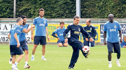 Fenerbahçe, 10 Gün İzne Çıktı