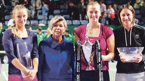 Tenise Gösterilen İlgi Federasyon'u Mutlu Etti