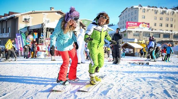 Kayak için 2 saat eğitim yeterli