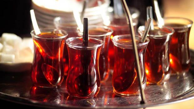 Çay tüketiminde Türkiye zirvede