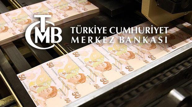 Merkez Bankası rezervleri yılın zirvesinde