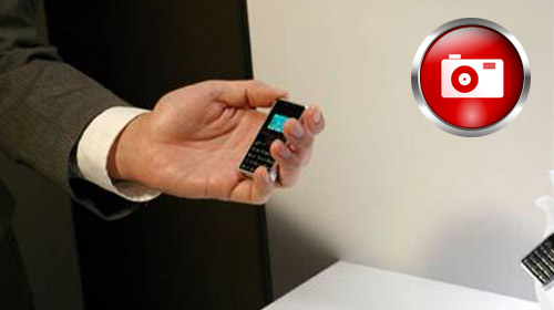 Dünyanın En Küçük ve En Hafif Telefonu