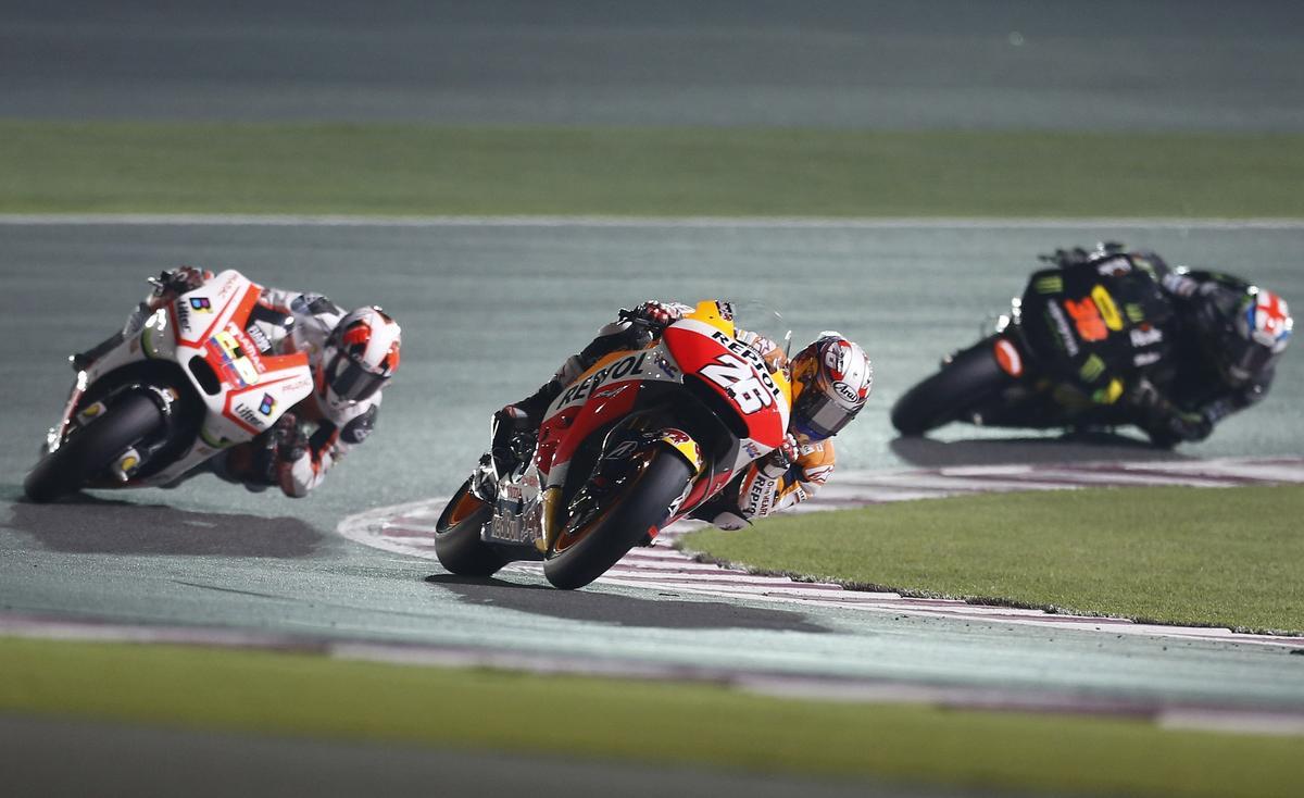 MotoGP'de heyecan ABD'de devam edecek