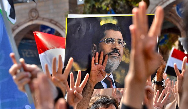 Mısır'daki katliam tüm yurtta protesto edildi