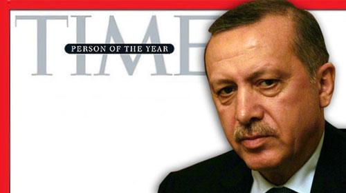 Başbakan Erdoğan 1. Sıraya Yükseldi