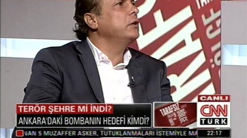 AA ve CNN Türk'te İlginç Hata