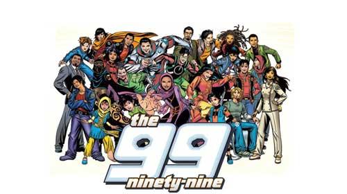 99 Şimdi de İngiliz Ekranlarında