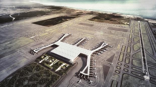 Başbakan, 3. havalimanının açılış tarihini açıkladı