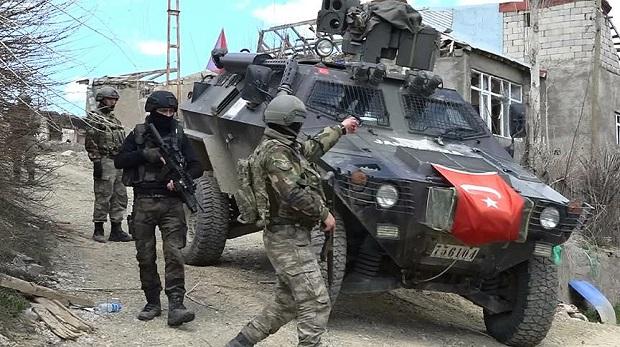 Şırnak ve Nusaybin teröristlerden temizleniyor