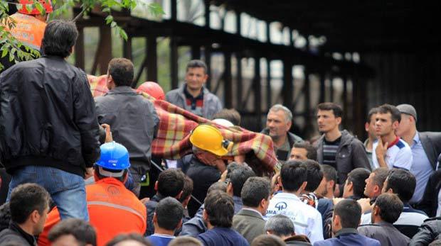 Soma'da ölü sayısı 282'ye yükseldi