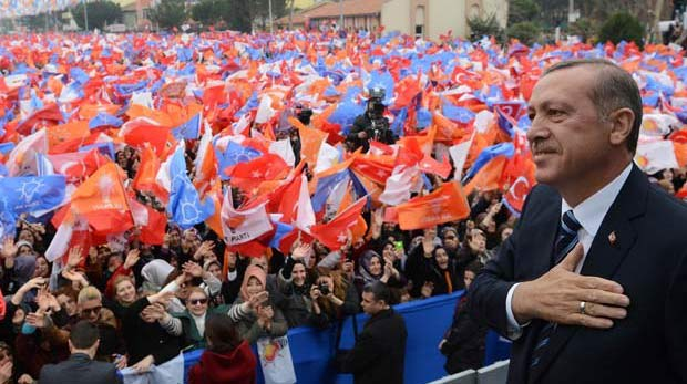 AK Parti'nin Cumhurbaşkanlığı adayı kazanır!
