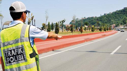 Trafik ihlali yapanlar sınır dışı ediliyor