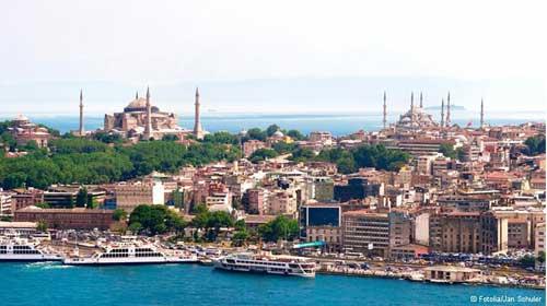 İşte İstanbul'un yeni akıllı şehri!