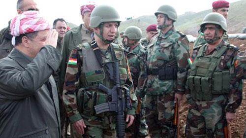 Sınırda Kürt-Arap savaşına hazırlık mı?