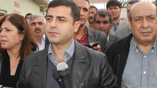 BDP'den Erdoğan'a:Dokunulmazlığımız var mıydı ki?