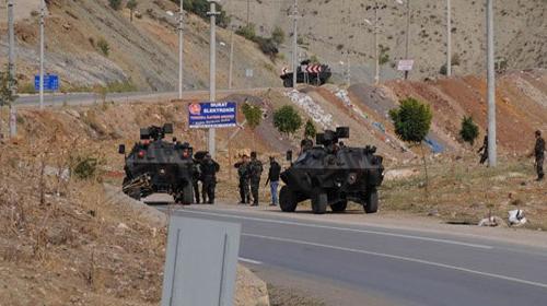 PKK 3 ilde saldırdı:3 şehit