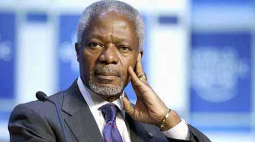 Annan: Ateşkes, Hemen Şimdi