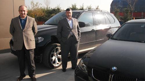 Borusan'a kızdı, 3 BMW'yi Geri Veriyor