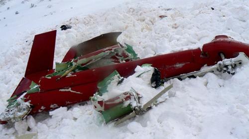 Helikopter Kazasında İlginç İddialar!