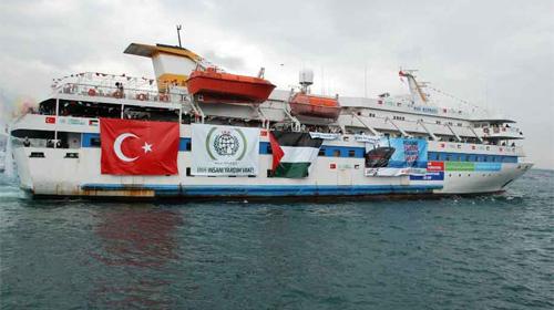 Mavi Marmara Raporu Ertelendi